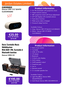 Cash loan Ireland - Goods - Jordan Estates Limited